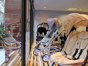 Laden für Kinderwagen