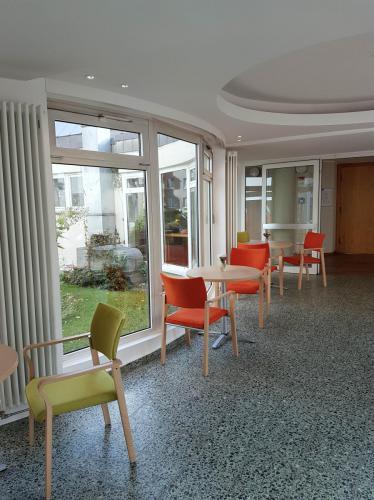 Foyer und Café Caritas Seniorenzentrum Berlin 1