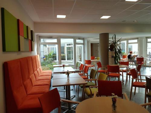 Foyer und Café Caritas Seniorenzentrum Berlin 2