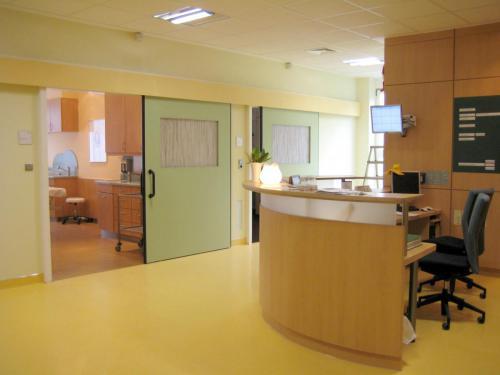 Umgestaltung Krankenhäuser und Kliniken in Berlin 1