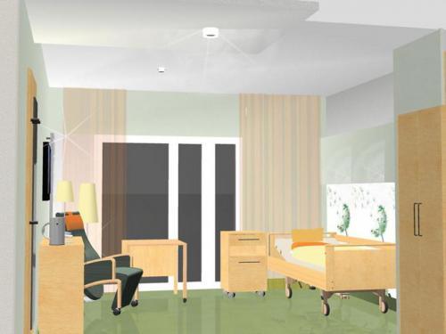 Umgestaltung Krankenhäuser und Kliniken in Berlin 3