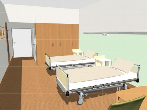 Umgestaltung Krankenhäuser und Kliniken in Berlin 4