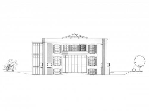 Villa mit Gartenhaus 3