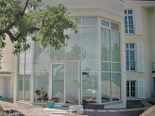 Villa mit Gartenhaus 5